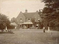 Borley Rectory  Unexplained footsteps, apparitions, the appearance of phantom coaches and human skulls, poltergeist, and other terrifying occurrences have been reported at the site of the Borley Rectory over the years. The spooky Victorian mansion, considered the most haunted house in England by many, was home to several rectors (and their families) from 1862, until a fire in the late 1930s.