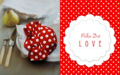 "hand made ""polka dots fascinator"" by ZigZagVintage"