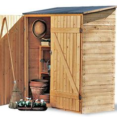 Garden Sheds At Sears little garden tool shed | deck building plans | pinterest