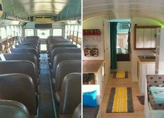 "Human creativity is endless and will never cease to amaze us. People can do wonderful things and give life to objects that are no longer used. Let's see what a young man from Long Beach, California, did, using his imagination and creativity. Patrick Schmidt has managed to turn an International 3800 Church Bus into a '70s living room. Schmidt found bus number 5 or ""Big Blue"" as it is called through a sale website. The bus was in good condition as it mostly stood over the years, except the…"