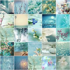 BLUE~in all it's magical shades, hues, tints, colorfulness, chroma, saturation, lightness, and brightness, is my FAV color!!!