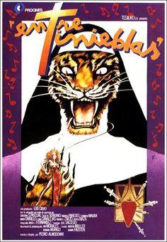 Entre Tinieblas (Pedro Almodovar, 1983)