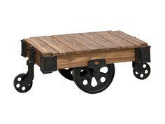 ACME FurnitureGUILD DOLLY TABLE/アクメ ファニチャーギルドドーリーテーブル - 拡大画像