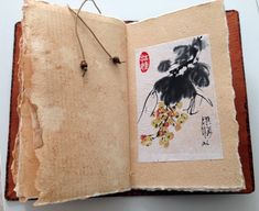 Paper Folding, Artist's Book, Wool Yarn, Artists, Life