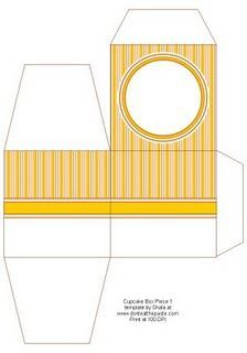 cardboard wedding cake template cupcake box free box templates to print for gift boxes 12386