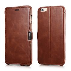 74f5157081e Luxury ICARER Vintage Series Cowhide Genuine Leather Wallet Case For iPhone  Xs Max XR X XS 6 7 8