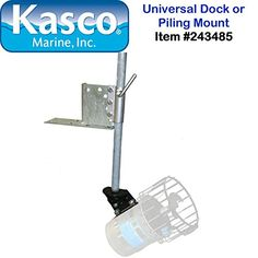 Kasco Universal Dock Mount >>> Check out this great product.