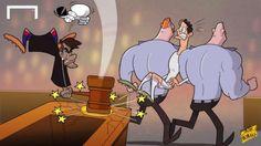 كاريكاتير - عمر موماني (الأردن)  يوم الأربعاء 28 يناير 2015  ComicArabia.com  #كاريكاتير