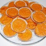 Receita de Queijadinhas de Cenoura - Receitas Já, rapidas, faceis e simples Culinária para todos!!!