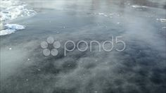 ice on the river, dolly - Stock Footage | by operator1975