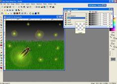 fireflies, clipart - Google Search