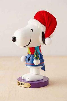 Snoopy Nutcracker