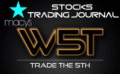 Another automated target zone ht witht he wave5trade Elliott wave Indicator Suite - This time for a Long swing trade on M - Check out the Stocks trading journal