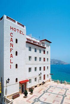 Hotel RH Canfali - Fachada