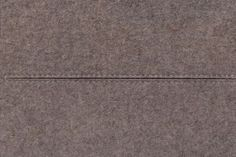 Rectangular Floor Mat Stitching Detail