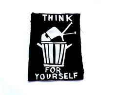 Punk Patches, Diy Patches, Pin And Patches, Punk Outfits, Gothic Outfits, Hippie Outfits, Punk Rock, Political Logos, Riot Grrrl