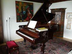 Bechstein Rosewood 7'4 Grand Piano | eBay