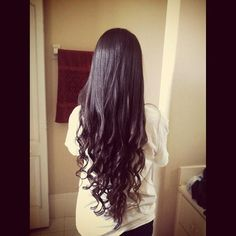 dark curls Learn How To Grow Luscious Long Sexy Hair @ longhairtips.org/ #longhair #longhairstyles #longhairtips