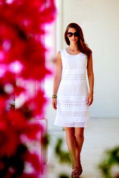 Rocha. John Rocha, Designer lace shift dress