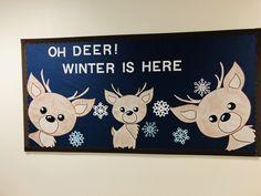 Christmas Library Bulletin Boards, School Welcome Bulletin Boards, December Bulletin Boards, Writing Bulletin Boards, Winter Bulletin Boards, Preschool Bulletin Boards, Bulletin Board Display, Winter Bulliten Board Ideas, Bullentin Boards