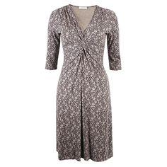 Livia Greyflower Grey von KD Klaus Dilkrath #kd #dilkrath #kd12 #klausdilkrath #outfit #dress #grey #flower # readytowear #office #look #vintage #pretty #cute #kleid