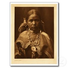 slaves and Native American Indians   Native American Indian Vintage Portrait Postcards from Zazzle.com