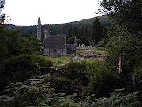 Irlanda: Glendalough