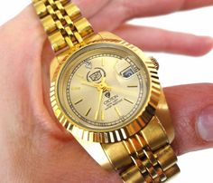 a91cce0b8756 Retro Cadillac Watch. Michael Kors WatchCadillacGold ...