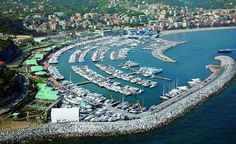 Azimut Yachts Atlantis open weekend at Marina di Varazze