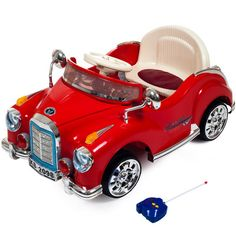 Lil' Rider Cruisin' Coupe 6V Battery Operated Car with Remote 80-KB2098,    #Lil'_Rider_80-KB2098