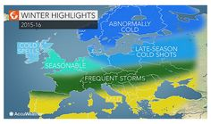 Weather report for asylum seekers coming from warm countries, e.q. Iraq.