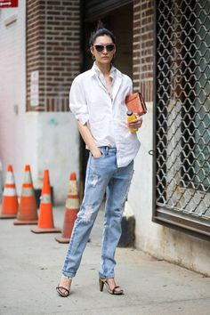 Janice Alida. The latest (and chicest) street style looks straight from New York Fashion Week: