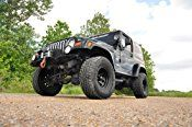 Rough Country 907S 4″ Suspension Lift Kit for Jeep Wrangler