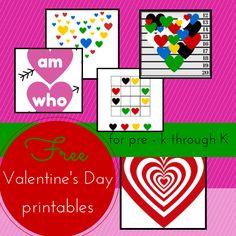 valentine finger play preschool