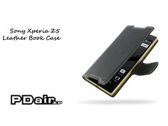 PDair Sony Xperia Z5 Leather Book Case