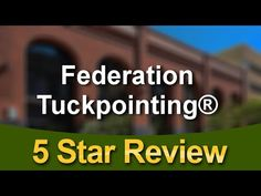 Federation Tuckpointing®  (08) 9242 2952 Great Five Star Review by Jan D... Rising Damp, Load Bearing Wall, Blog Categories, Five Star, How To Remove, Social Media, Stars, Youtube, Sterne