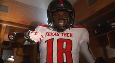 Video: Texas Tech officially unveils new uniforms for 2013 season
