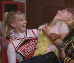 Brittany and Quinn