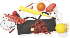 6-In-1 Sports Game Set