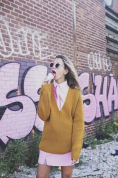 Take a Lick | Cool Rock Vintage Vibes Black and white Music Dinner Editorial Fashion Wasted Youth  |