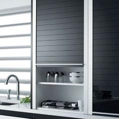 armario persiana cocina - Buscar con Google