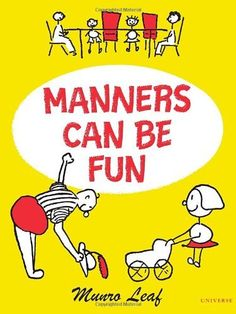 Manners Can Be Fun. #wishgifts