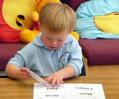 Misunderstandings regarding reading development in children with Down syndrome