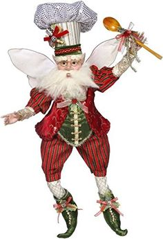 Mark Roberts Christmas Cook Fairy – Large