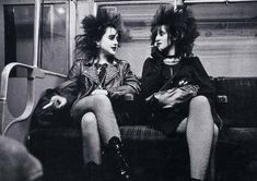 Image result for 1970s punk fashion