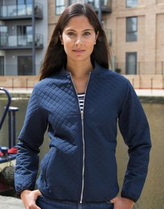 822.33 Women's Phantom MA1 SoftShell Bomber