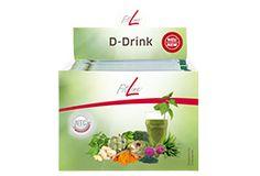 D-Drink Einzelportionsbeutel