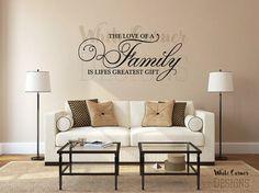 rta230 Lettering Family Love Sign Quote от WhiteCornerDesigns