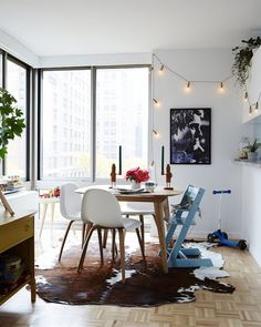 A kid-friendly dining room - 11 Drool-worthy dining rooms you'll love.