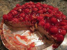 TasteBuds: Cherry Chocolate Pie